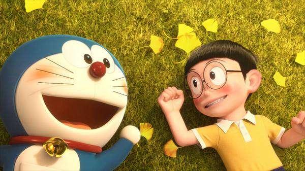 stand by doraemon - film 3D Doraemon