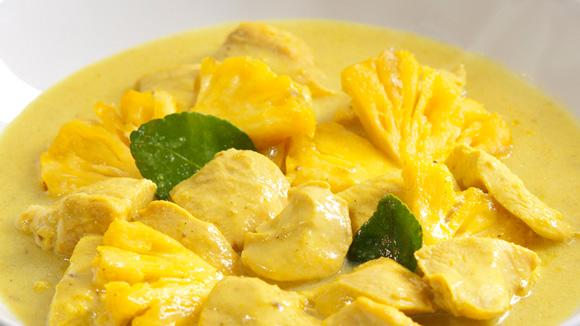 Kari Ayam Spesial
